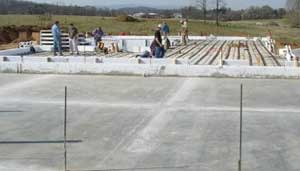Expanded Clay Aggregate (ECA), Roofs and Floors, Lightweight, ECA, LECA, manufacturer, India