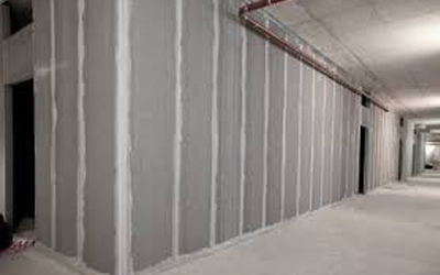 Lightweight ECA Construction Wall Panel