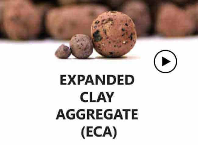 Lightweight expanded clay aggregate, eca, leca, manufacturer, supplier, India, construction aggregates, building materials